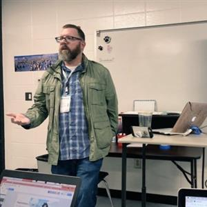 Clint Winter Instructional Technology