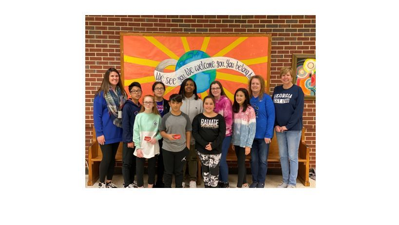 Congratulations to the iReady Diagnostic Drawing Winners