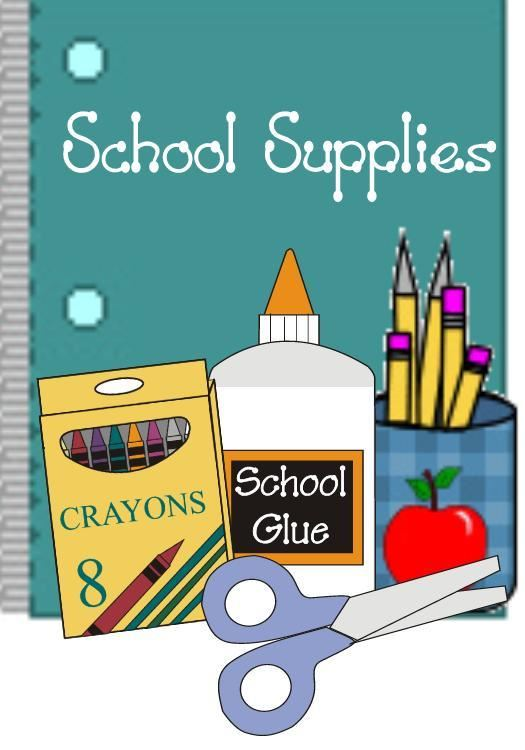 ECMS Supply Lists for the 2020-2021 School Year