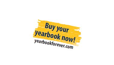 Yearbooks are ON SALE Now for $25