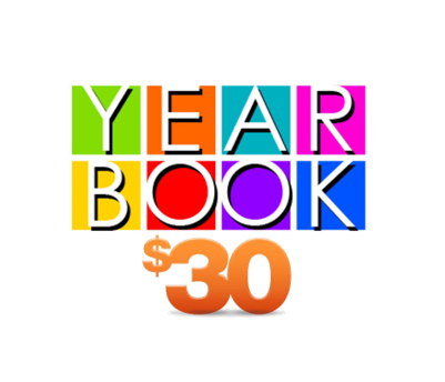 Yearbooks are ON SALE Now for $30