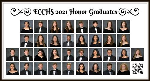 Class of 2021 Honor Grads!