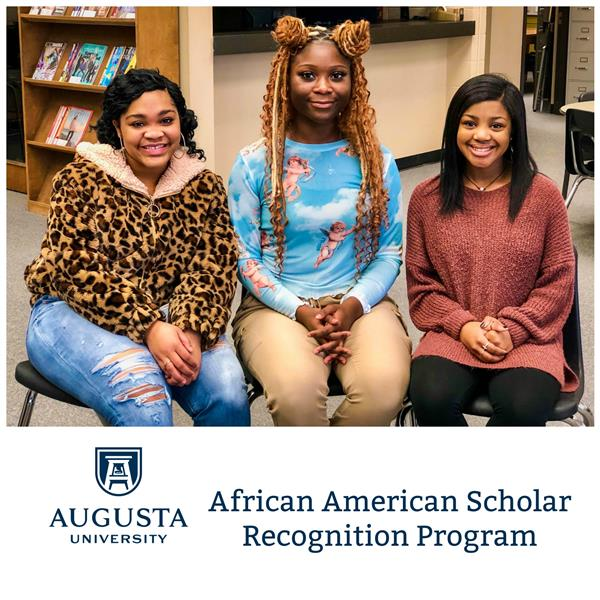 Congrats to these African American Scholars!