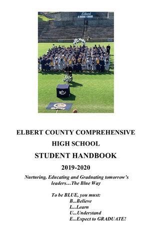 Elbert County High School / Homepage