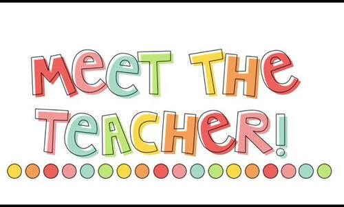 MEET THE TEACHER DAY!